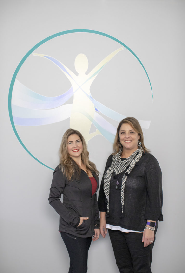 Myofascial Healing Center Owners Roxy and Rachel