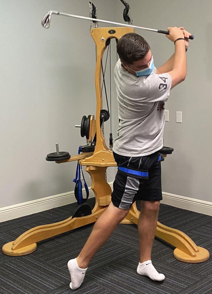 Gyrotonic golf program Myofascial Healing Center Juno Beach FL