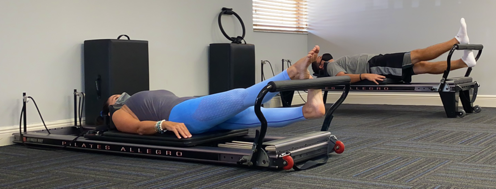 Duo Pilates Reformer Class