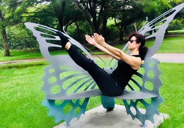 Pilates Instructor Maria at Myofascial Healing Center Juno Beach