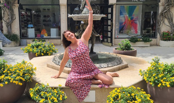 Pilates Instructor Marianne at Myofascial Healing Center Juno Beach